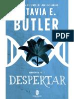 Despertar - Octavia E. Butler(Em PT-BR)