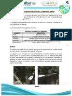 A.M. Acueducto Rural - La Primavera - Prado - Esquemas Diferenciales