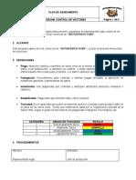 PROGRAMA CONTROL DE VECTORES