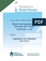 Boletín del DNT - 1910 - Número 14.pdf