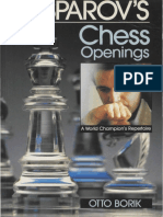 Gary Kasparov-Otto Borik--Kasparov s Chess Openings a World Champion s Repertoire