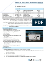 APW-100 Ricardo Generator Technical Specification Sheet.pdf.pdf