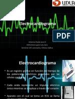 ECG y CRISIS HTA