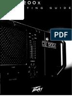 Manual CS1200