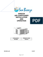 Airconditioners.installation