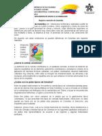 REGIONES DE COLOMBIA GUIA 13