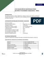 Informe Tecnico Yanacocha - Marzo 2012