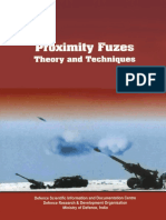 PROXIMITY FUZES THEORY AND TECHNIQUES