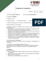 C30423 - Estadística