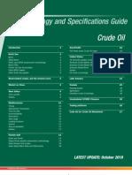 Crude Oil Specs