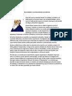 CHARLES DARWIN Y LA EVOLUCION DE LAS ESPECIES
