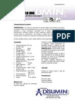 DEGRASOLV DG-6 Ficha técnica