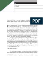 Resenha FRAGMENTOS DE CULTURA etnografia