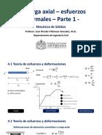 4 Carga axial - Esfuerzos normales - Parte 1 -.pdf