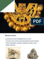 Metalurgia del Oro