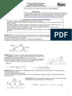 2- Profundización de las leyes de Newton