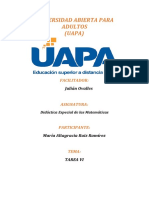 TAREA 6 DIDACTICA ESPCIAL DE LA MATEMATICA