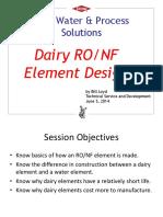 Dairy RO NF