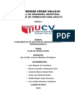 UCV plan