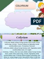 Collyrium.pptx