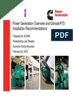IECRM-Contractor-Genset-Class-1