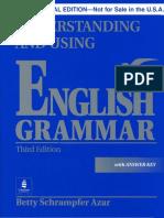 BETTY AZAR_Understanding and Using English Grammar