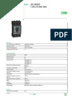 Interruptores en caja moldeada Powerpact marco J_JDL36200