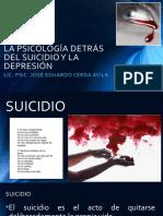 LA PSICOLOGÍA DETRÁS DEL SUICIDIO Y LA DEPRESIÓN