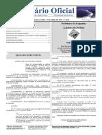 DOM araguaina 15 abt 2020