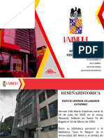 Exposicion Edificio Hernan Villamarin (laboratorios)