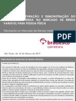 Manual IRPF exercício 2019 calendário 2018 (bradescocorretora.com.br)