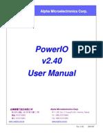 PowerIO UM Eng v2-40