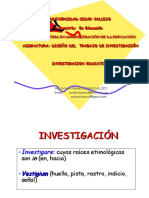 6. INVESTIGACION EDUCATIVA