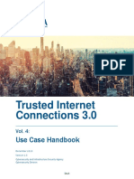 Draft TIC 3.0 Vol. 4 Use Case Handbook