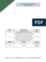 PHSEQ-23 Procedimiento para levantamiento mecanico de cargas V3