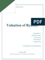 Ryanair holdings plc case study