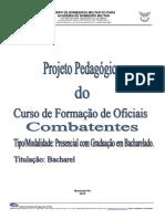 Projeto Pedagogico Curso CFOBM PARÁ 2016