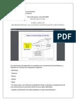 Diseño y análisis II. SECUENCIACIÓN DE LAS COLUMNAS DE DESTILACIÓN AZEOTRÓPICA