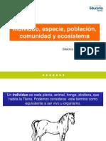 Conceptos de ecologia