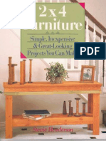 2x4 Furniture Simple, Inexpensive & Great-Looking Projects You Can Make