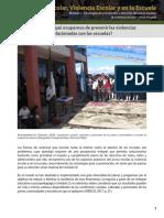 VIOLENCIA EN LA ESCUELA PORQUE PREVENIRLA.pdf