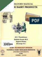 Laboratory manual - fat rich dairy products.pdf