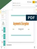 Modul Asymmetric Encryption