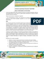 DESARROLLO EVIDENCIA 3 ENFERMEDADES NO TRANSMISIBLES ALEX PAEZ