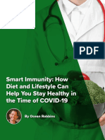 Smart Immunity - How Diet and Lifestyle Can Help You Stay Healthy in the Time of COVID-19