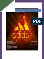 Adidas Brand Study