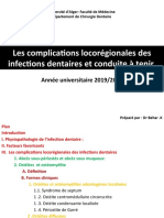 -3- complications locoregionale