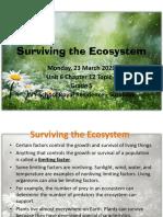 230320_G5_Surviving the Ecocystem