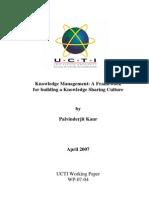 22455726 Knowledge Management