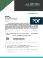 Carta 01 - comunicado incio de clases virtuales